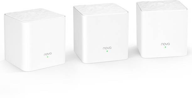 TENDA Nova MW3 (3-Pack) Whole Home Mesh 1200 Mbps Mesh Router