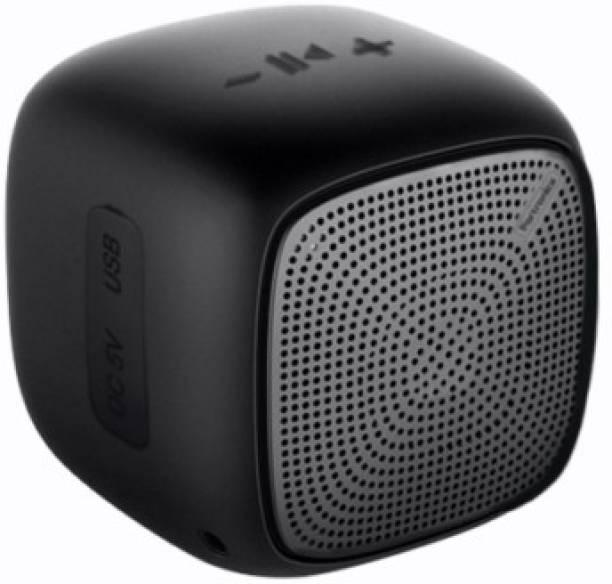 212d10eae58 Portronics POR-939 Portable Bluetooth Speaker with FM (Black) 5 W Bluetooth  Speaker