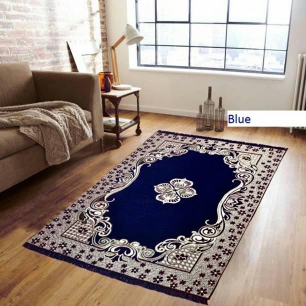 Shiv Multicolor Cotton Carpet