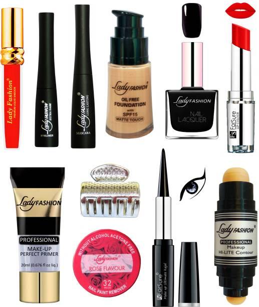 Lady FASHION Bridal Makeup Kit 0410202013