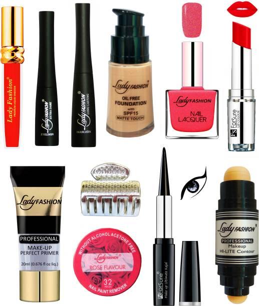 Lady FASHION Bridal Makeup Kit 0410202045