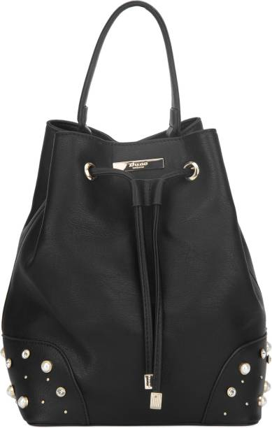 Dune London Women Black Hand-held Bag