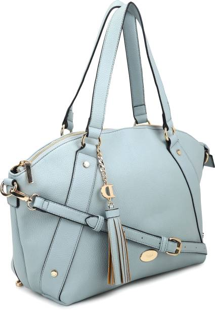 Dune London Women Blue Hand-held Bag