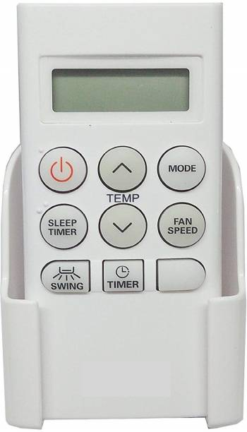 VBEST AC-120 REMOTE WITH STAND COMPATIBLE REMOTE FOR AC LG Remote Controller