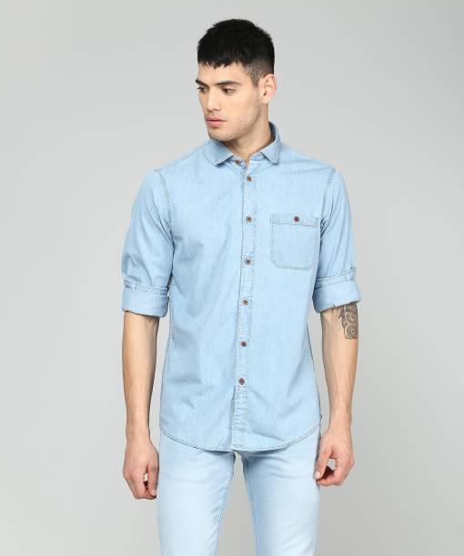 9035eab4404b Arrow Blue Jeans Co Casual Party Wear Shirts - Buy Arrow Blue Jeans ...