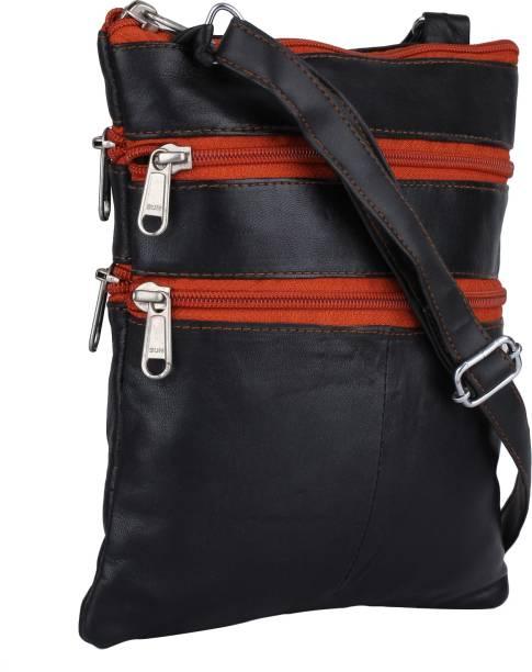 09477726a89d Black Sling Bags - Buy Black Sling Bags Online at Best Prices In ...