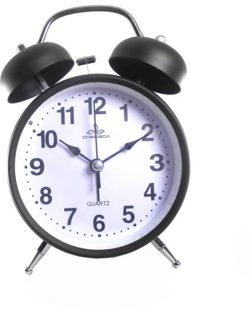 Chengda Analog Black Clock