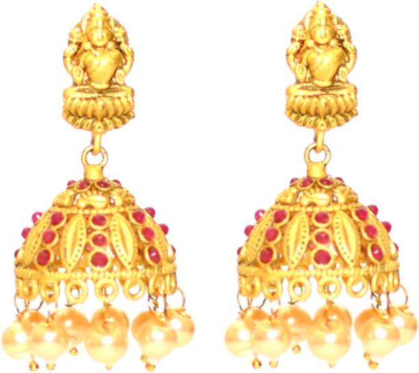 a2ac2ffec Red Earrings - Buy Red Earrings online at Best Prices in India ...