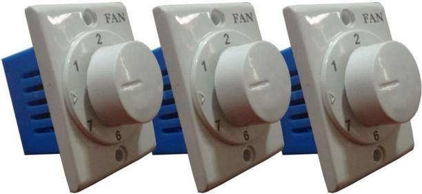 Hi-plast socket 7-3pc Step-Type Button Regulator