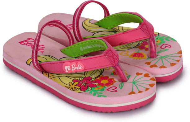 85b53ef82bef4 Girls Slippers & Flip Flops - Buy Slippers For Girls Online At Best ...