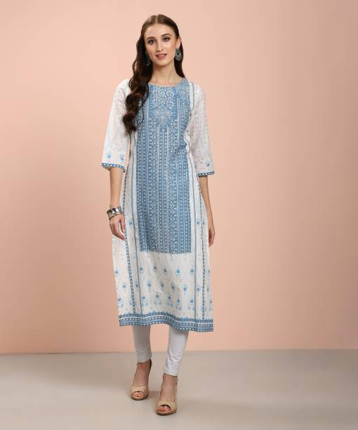 dcbff6ee0ea W Kurtas Kurtis - Buy W Kurtas Kurtis Online at Best Prices In India ...