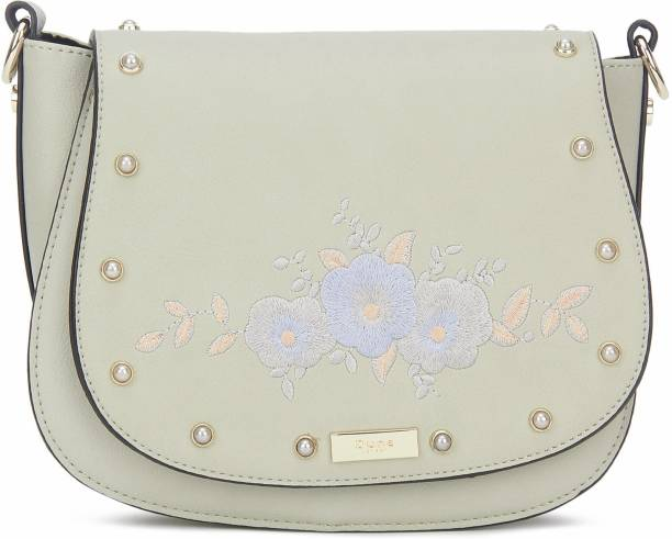 Dune London Beige Sling Bag
