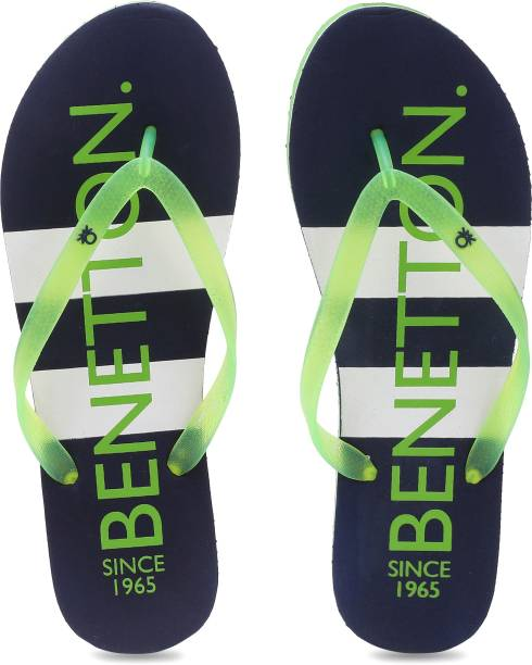 e54299033 United Colors Of Benetton Slippers Flip Flops - Buy United Colors Of ...