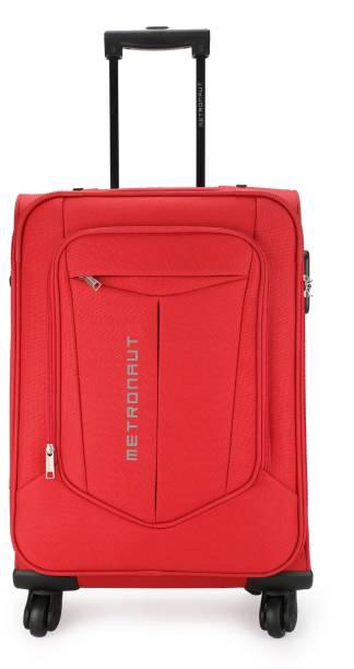 Metronaut B4W1-78-18-1652 TPG ROCOCCO RED Check-in Luggage - e49e56f944d09
