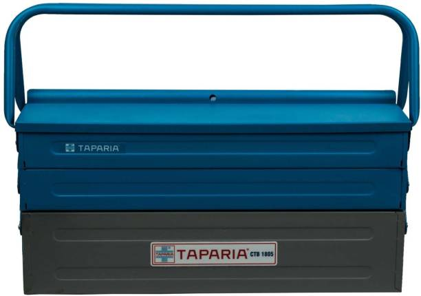 TAPARIA CTB 1805 Tool Box with Tray