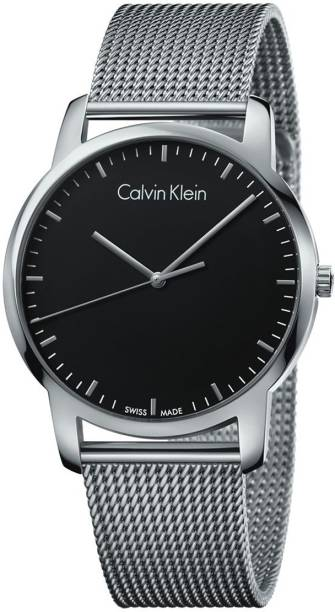 b0ff5e83e Calvin Klein Watches - Buy Calvin Klein (CK) Watches Online at Best ...