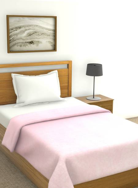 Raymond Home Solid Single AC Blanket