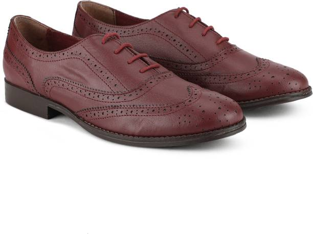 872b237f5203b Brogues Womens Footwear - Buy Brogues Womens Footwear Online at Best ...