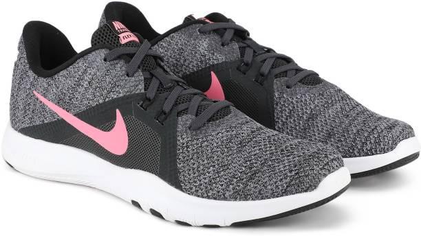 innovative design d22de 9247a Nike W NIKE FLEX TRAINER 8 Running Shoes For Women