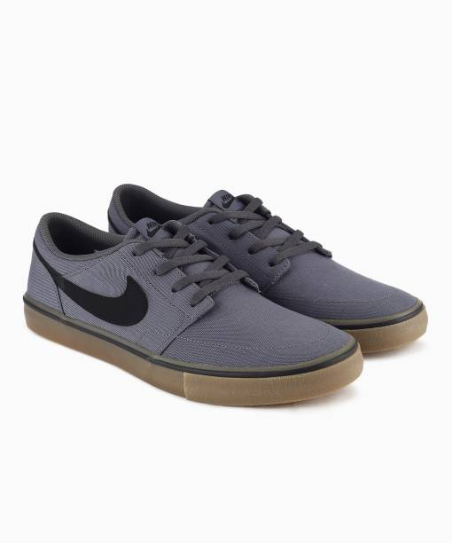 purchase cheap f0031 f26ed Nike SB PORTMORE II SOLAR CNVS Canvas Shoes For Men