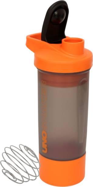 Jaypee Plus Uno Gym Bottle 600 ml Shaker