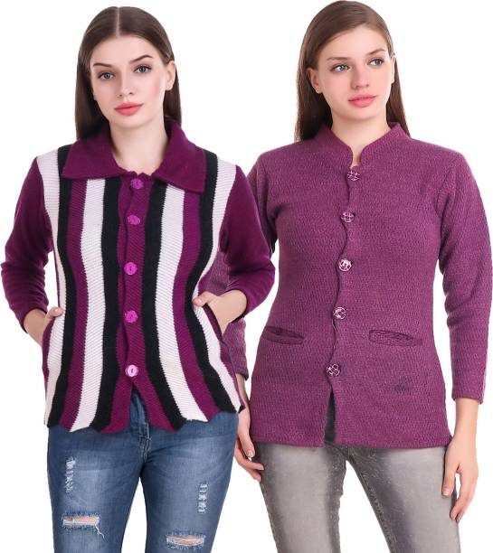 6351590b190 Ladies Cardigans - Buy Cardigans for Women Online at Best Prices in ...