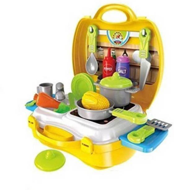 a876bf1459d Kitchen Set For Kids - Buy Kids Kitchen Sets Online At Best Prices ...