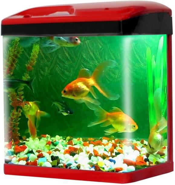 Jainsons Pet Products SOBO-SO-300F-RED-COMBO Rectangle Aquarium Tank