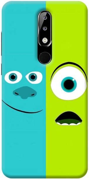 Furnish Fantasy Back Cover for Nokia 5.1 Plus