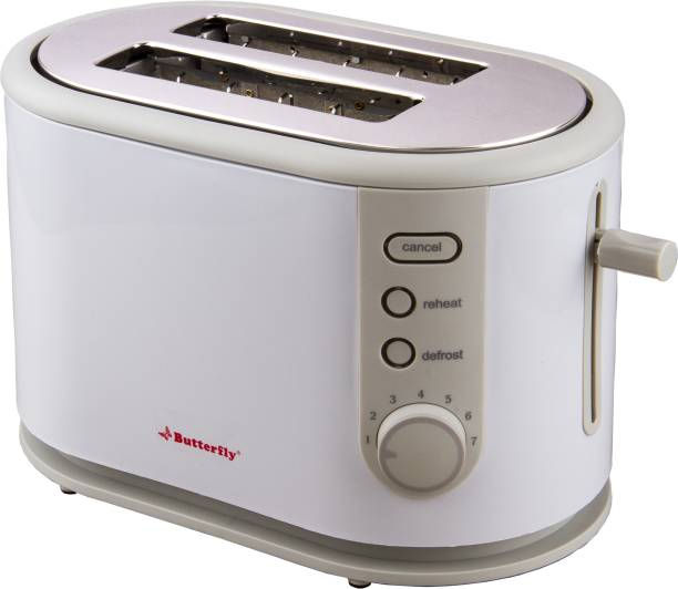 Butterfly ST 03 800 W Pop Up Toaster