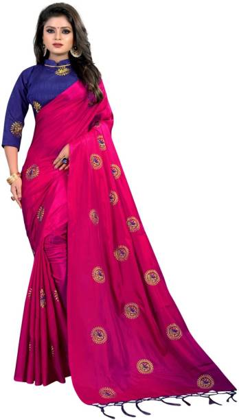 b23e30a749fafe Pink Sarees - Buy Pink Colour Sarees Online at Best Prices In India ...