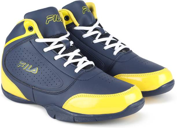 5548d3530b5 Fila CLIPPER Basketball Shoes For Men