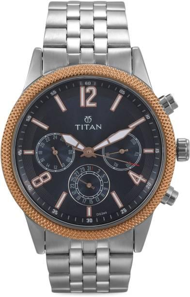 Titan Modern Bandhan Analog Watch  - For Men