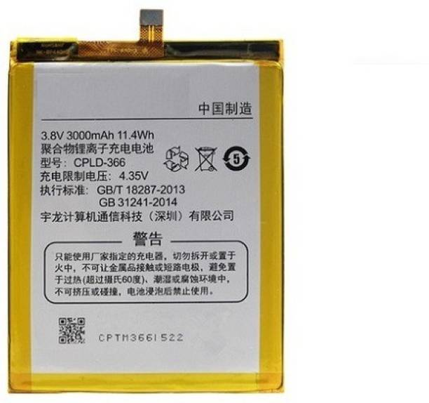 FliptrOn Mobile Battery For  Coolpad Note 3 - 3000mAh, CPLD-366