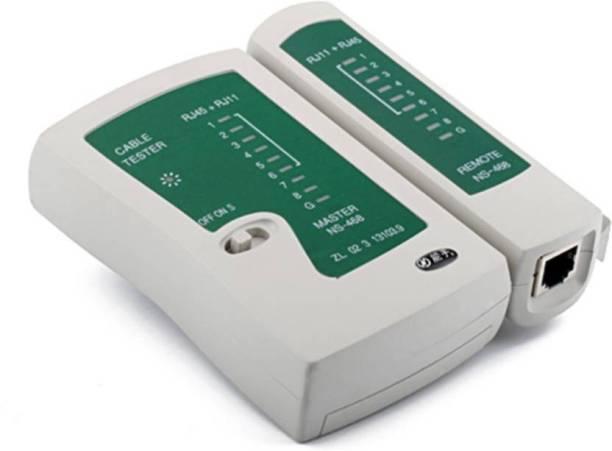 CAPSLOCK Network LAN Cable Tester RJ45 / RJ11 / RJ12 / Cat5 Network Interface Card