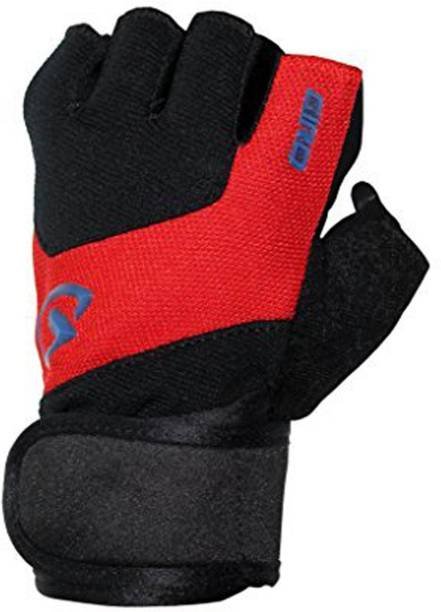 93788cdc7bca DreamPalace India Weight lifting wrist support Gym   Fitness Gloves (Free  Size