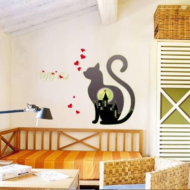 Jaamsoroyals Medium PVC Vinayl Wall Sticker