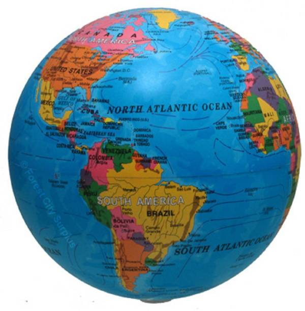 Globes buy globes online at best prices in india flipkart smiledrive auto rotating revolving magic world globe with led light for office desk home dcor gumiabroncs Choice Image
