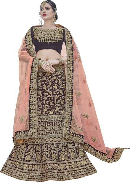 dcebdda12 Surupta Embroidered Lehenga Choli