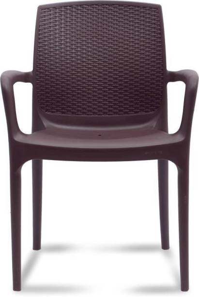 Supreme Branded Texas Plastic Outdoor Chair