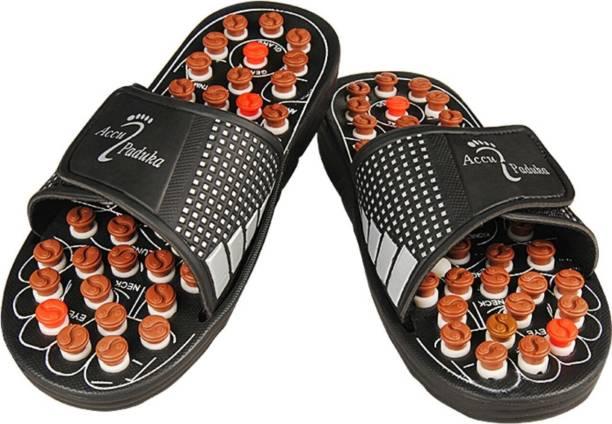 f8ad0783d170 VKA Accu Paduka Accupressure Yoga Paduka Power Foot Mat Full Body Relaxer  Natural Leg Foot