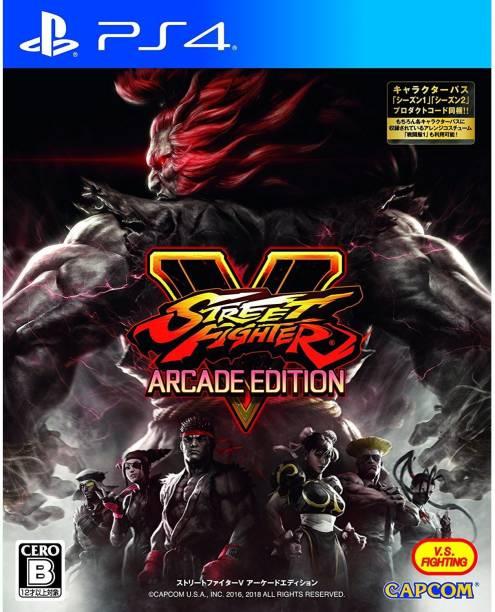 Street Fighter V : Arcade Edition (Arcade)