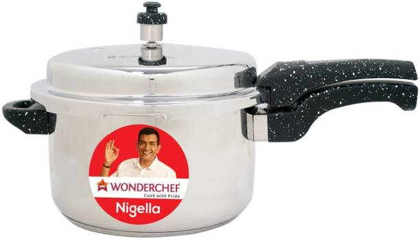 WONDERCHEF Nigella Granite 5 L Induction Bottom Pressure Cooker