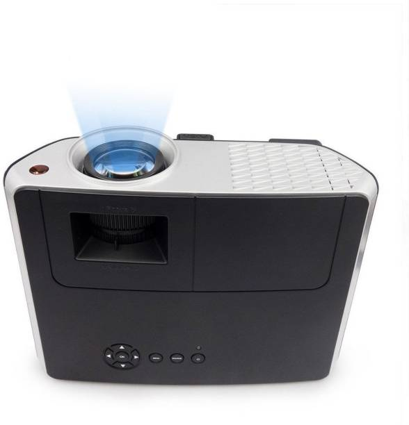PLAY 3000 lm LED Corded Portable Projector