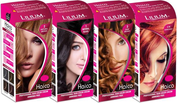 2bf3c0b60 Lilium Hair Colors - Buy Lilium Hair Colors Online at Best Prices In ...