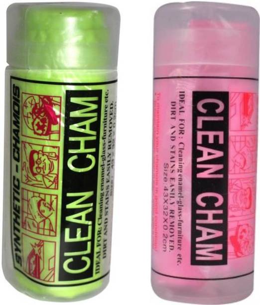 CLEAN CHAM Microfiber Vehicle Washing  Cloth