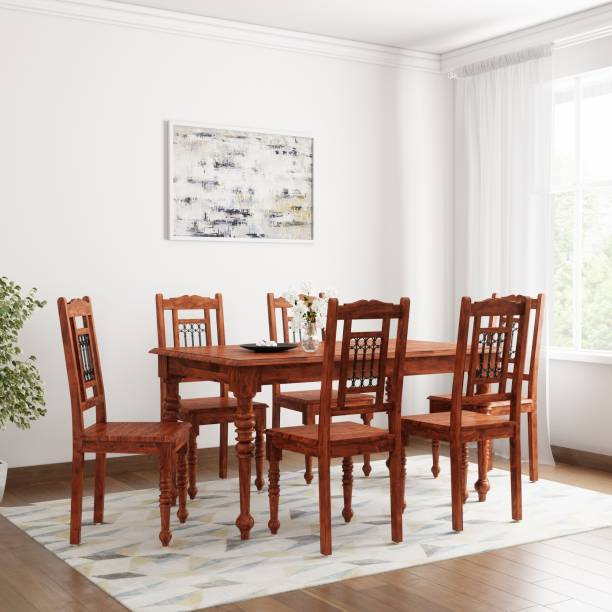 29d33214d 6 Seater Dining Tables Sets Online at Discounted Prices on Flipkart