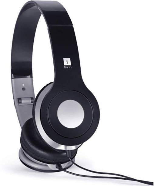 857ab1ba25c Iball Headphones - Buy Iball Earphones and Headphones Online at ...