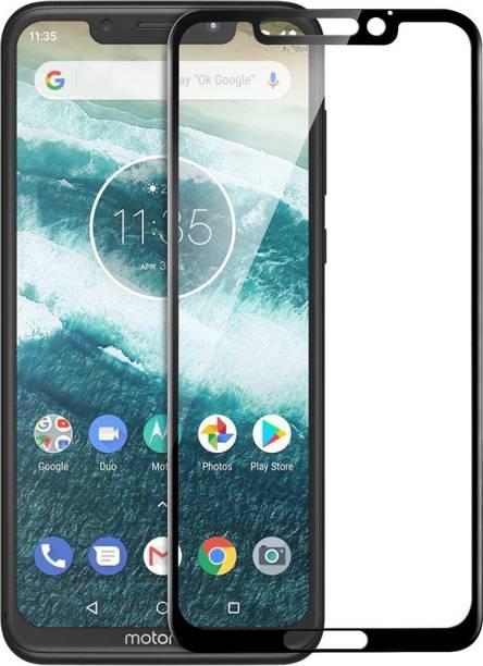 Flipkart SmartBuy Edge To Edge Tempered Glass for Motorola Moto One Power