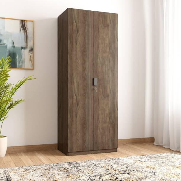 @Home by nilkamal Avery Engineered Wood 2 Door Wardrobe